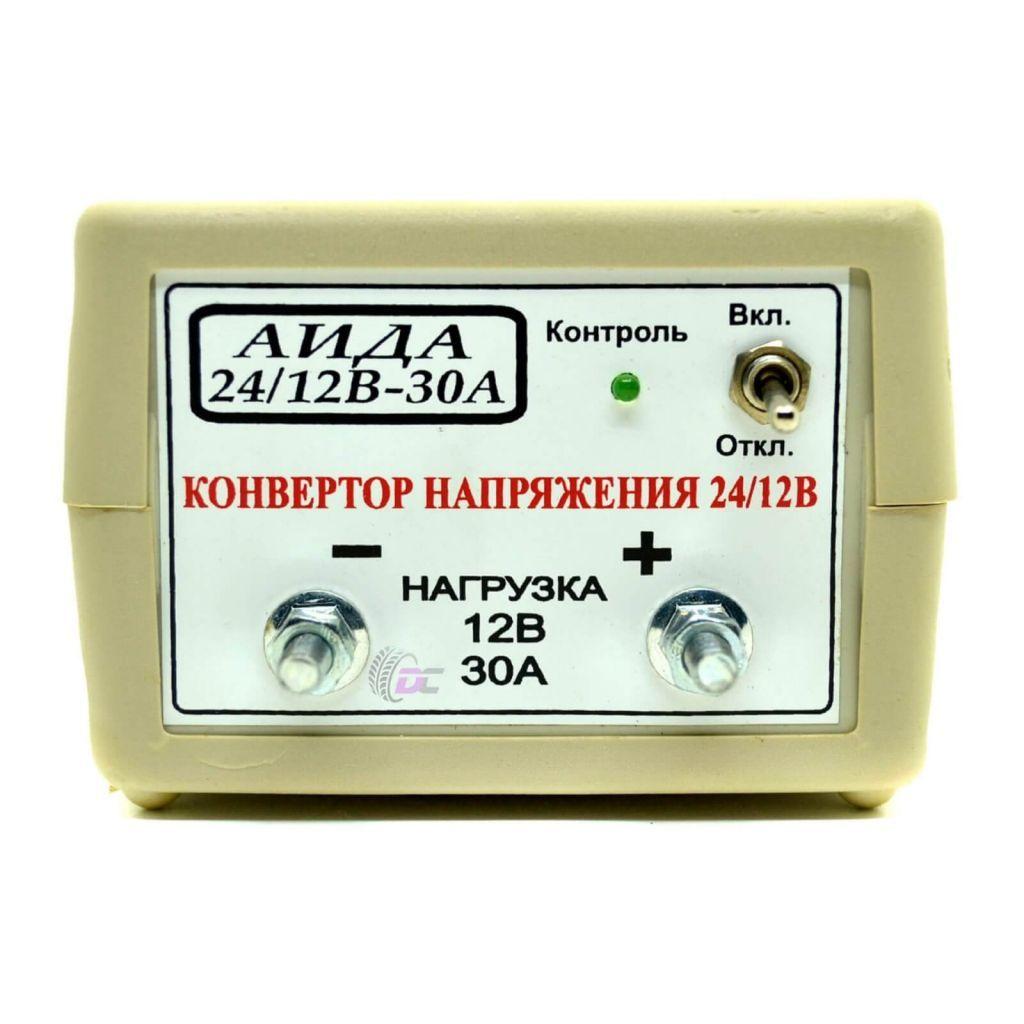 Автоматический инвертор напряжения - IDA 24/12В-30А