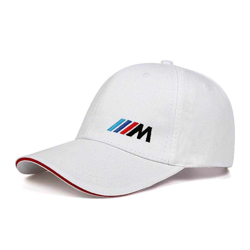 """Белая Кепка """"BMW M Motorsport"""