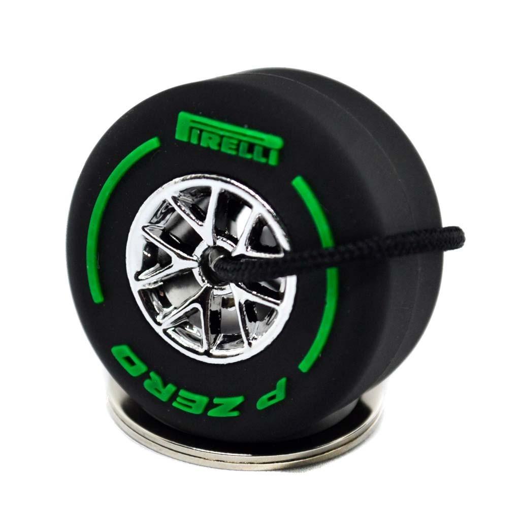 Брелок - ПОКРЫШКА F1 Pirelli P ZERO INTERMEDIATE