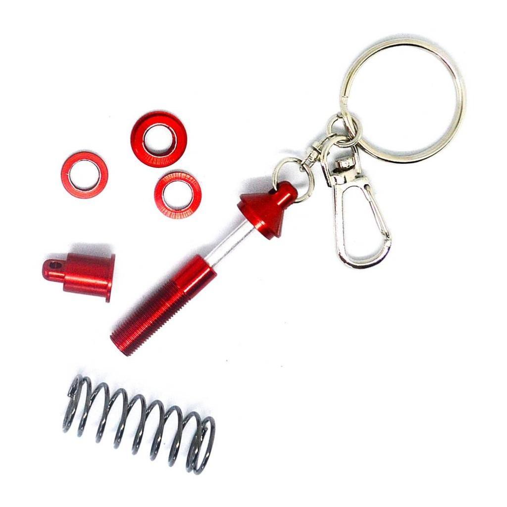 """Купить брелок """"Амортизатор"""" для ключей авто, на рюкзак или одежду"""