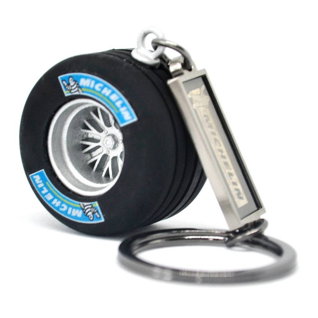 "Брелок ""Колесо Michelin"" - купить на ключи авто"