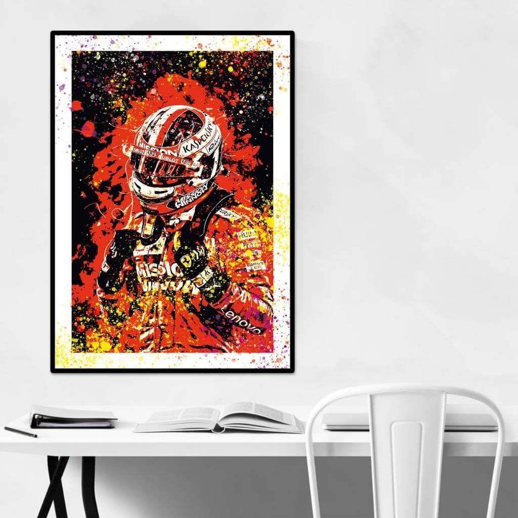 Charles Leclerc - Scuderia Ferrari