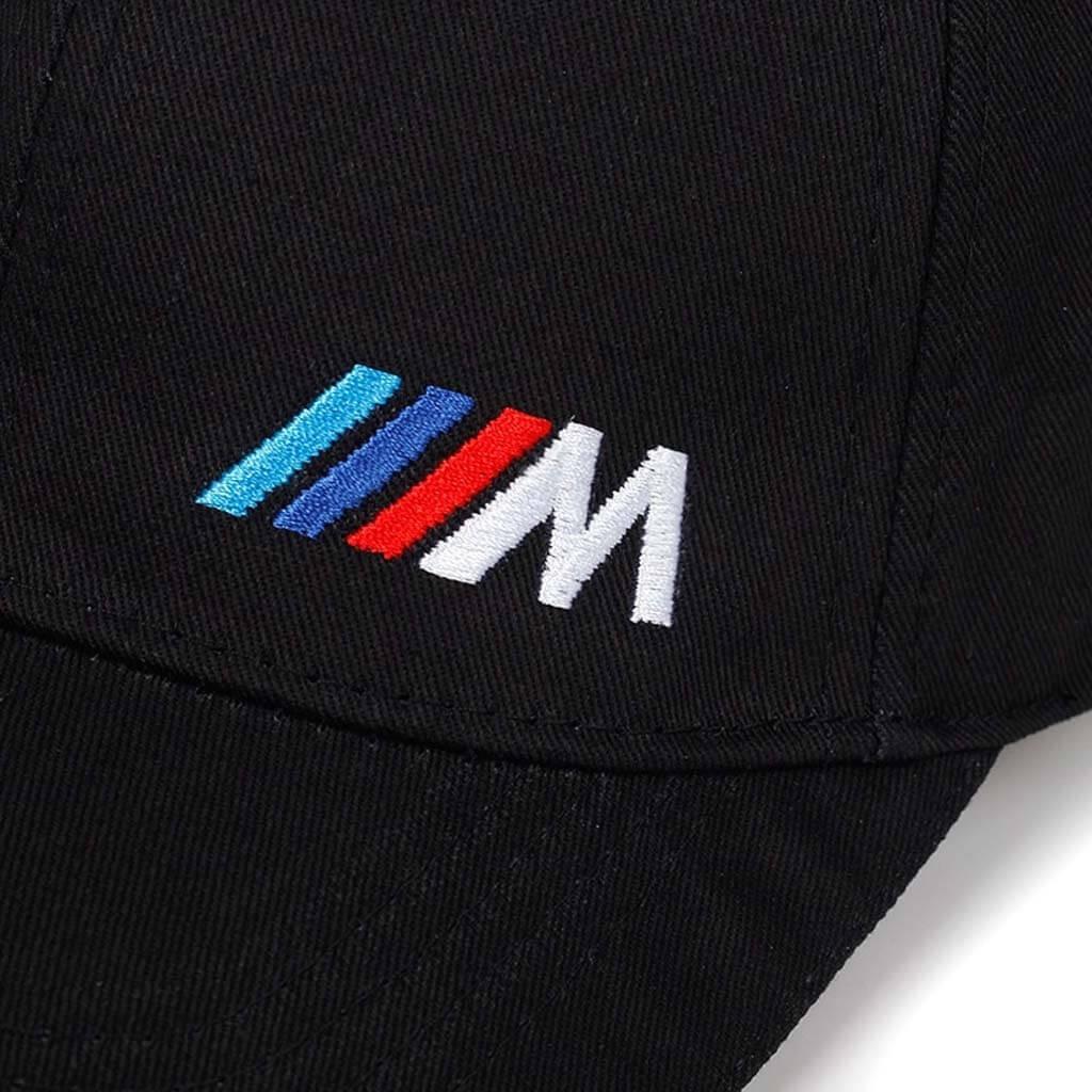 """Черная Кепка """"BMW M Motorsport"""