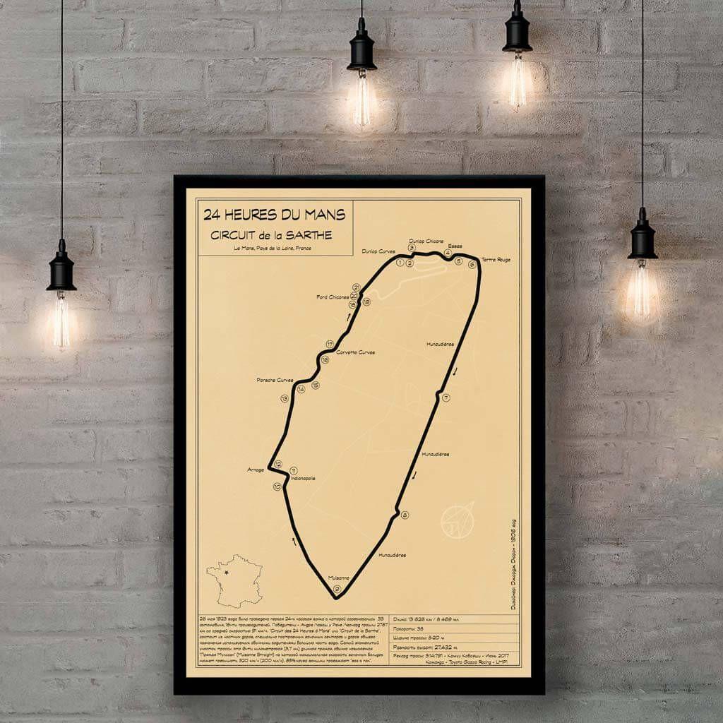 Circuit de la Sarthe - В РАМКЕ