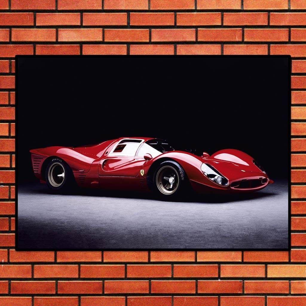Ferrari 330 P - В РАМКЕ