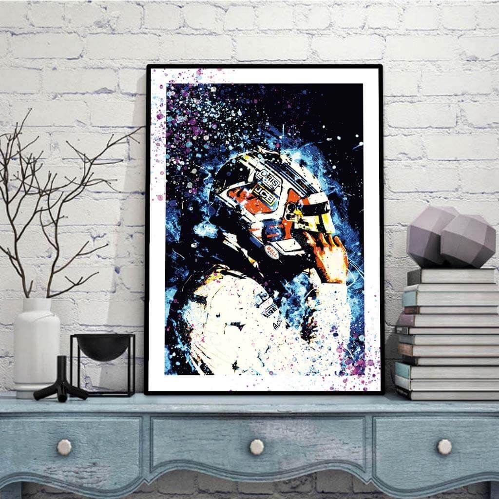George Russell - ROKiT Williams Racing - В РАМКЕ