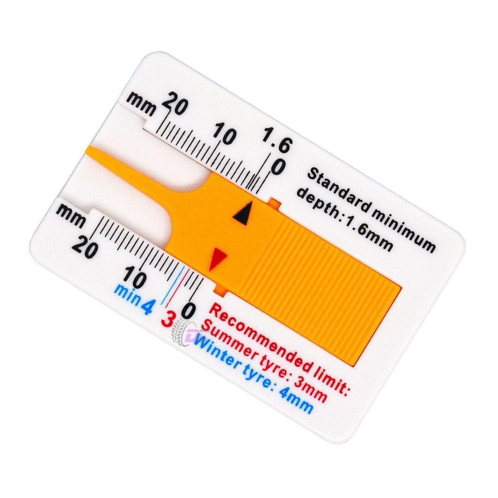 Механический измеритель глубины протектора шин