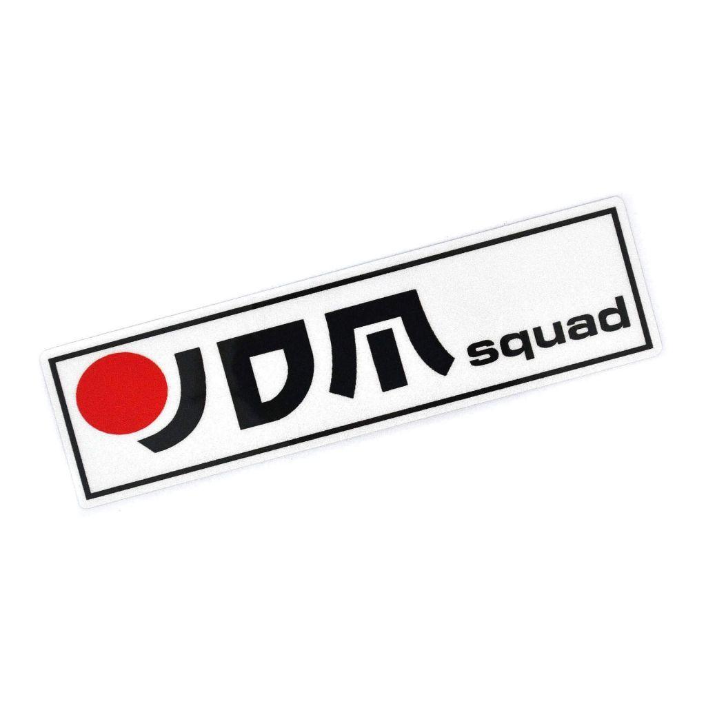 JDM Наклейки на авто - JDM Squad