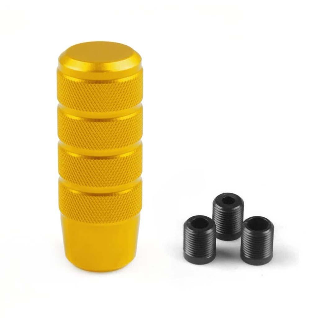 "Кастомная ручка КПП ""JDM-Style"" желтого цвета, от ""DynoRacing"""