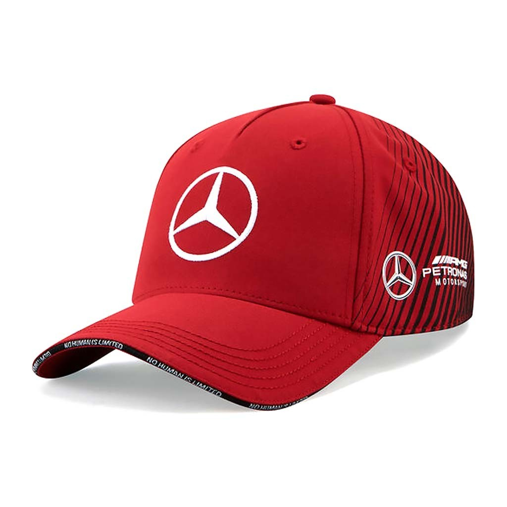 Кепка Mercedes-AMG Petronas 2021 Red/Special Edition