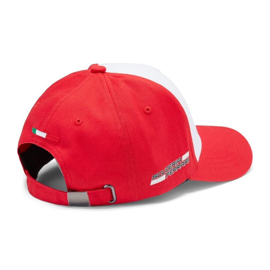 "Кепка Scuderia Ferrari Sebastian Vettel Red - атрибутика ""Формулы 1"""
