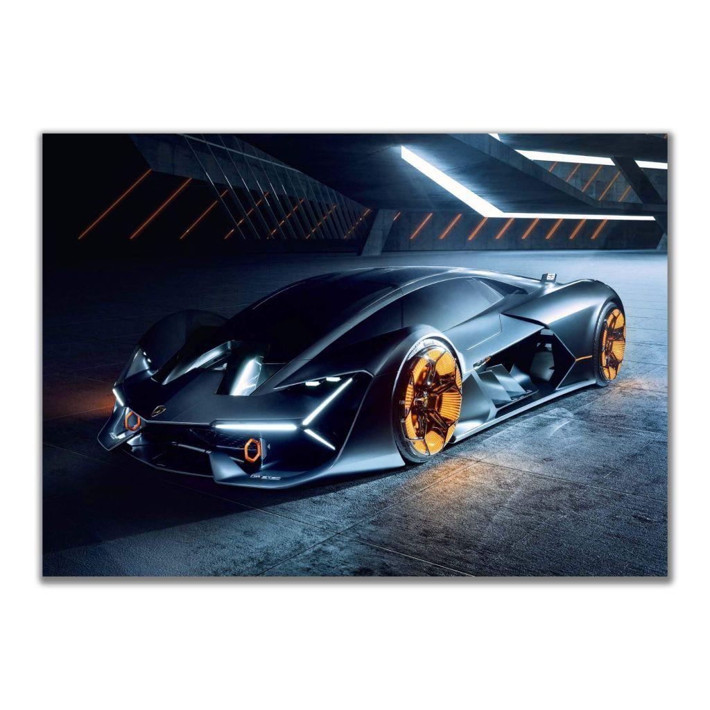 Постер Lamborghini Terzo Millennio Poster