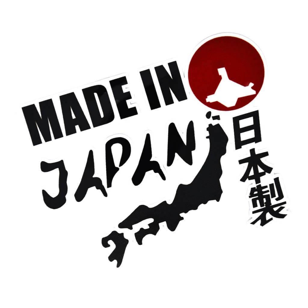 """Японский винил на авто """"Made in Japan"""" - качественные наклейки"""