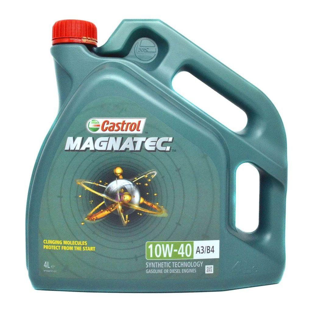 Моторное масло - Castrol MAGNATEC DIESEL 10W-40 A3/B4 4L