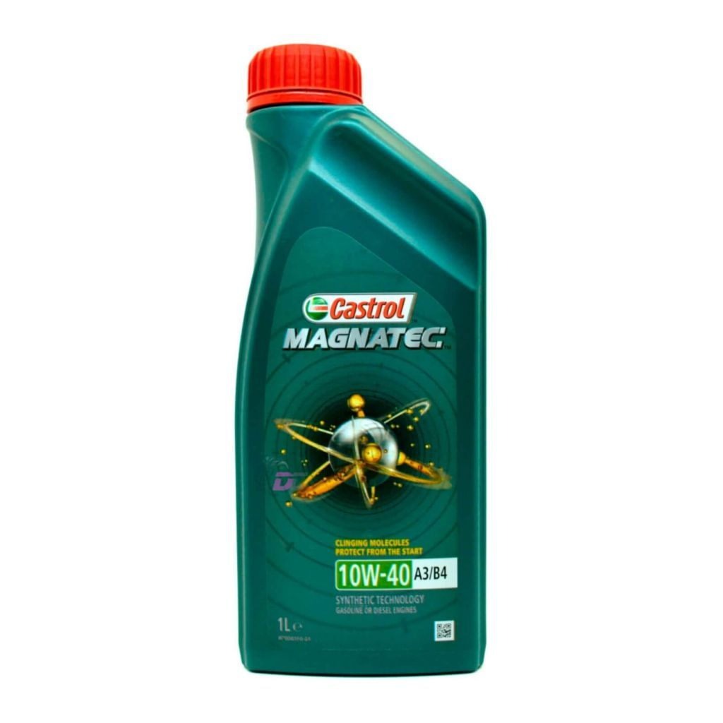 Моторное масло - Castrol MAGNATEC 10W-40 A3/B4 GASOLINE or DIESEL 1L