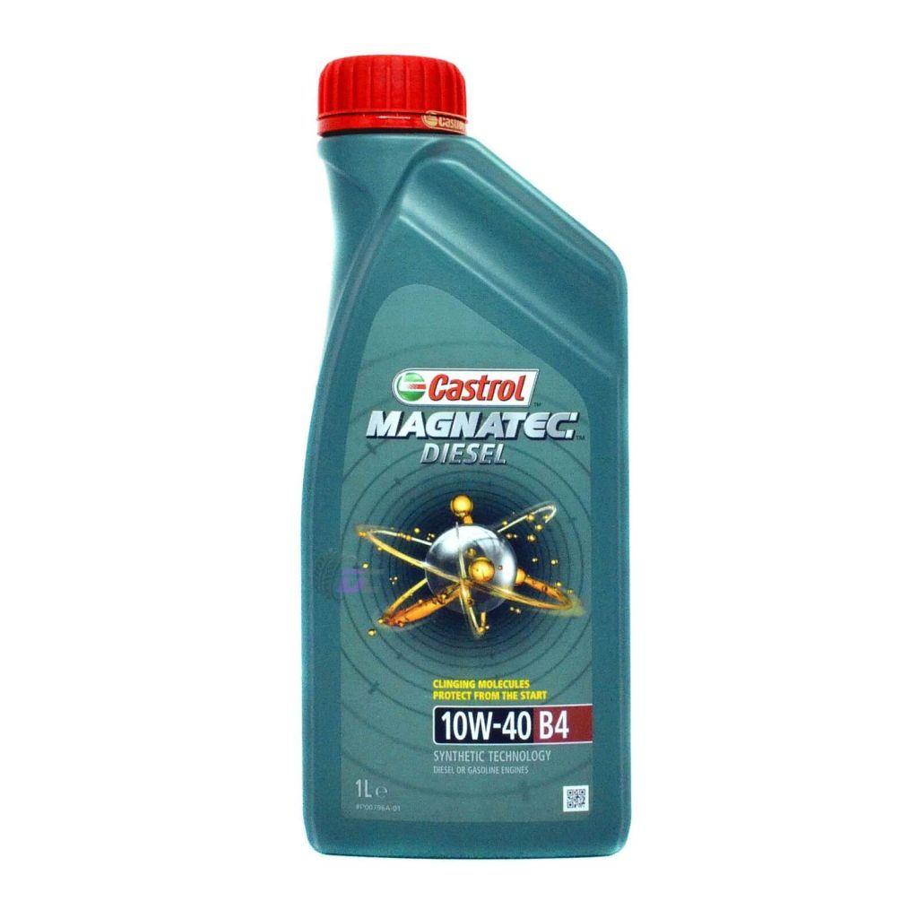 Моторное масло - Castrol MAGNATEC DIESEL 10W-40 B4 1L