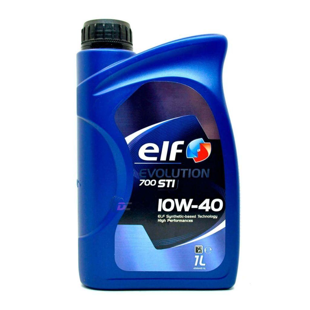 Моторное масло - Elf EVOLUTION 700 STI 10W-40 1L