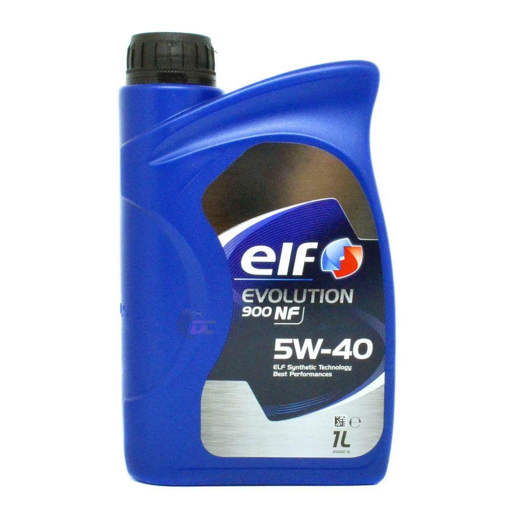 Моторное масло - Elf EVOLUTION 900 NF 5W-40 1L