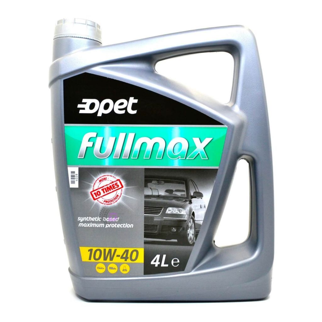 Моторное масло для ГБО - OPET Fullmax LPG 10W-40 4L