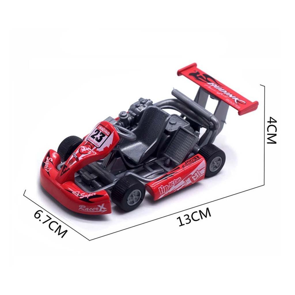 """Коллекционная, масштабная модель гоночного карта - KART """"HMK RACING"""". Отличная игрушка для фанатов картинга и кольцевых гонок."""