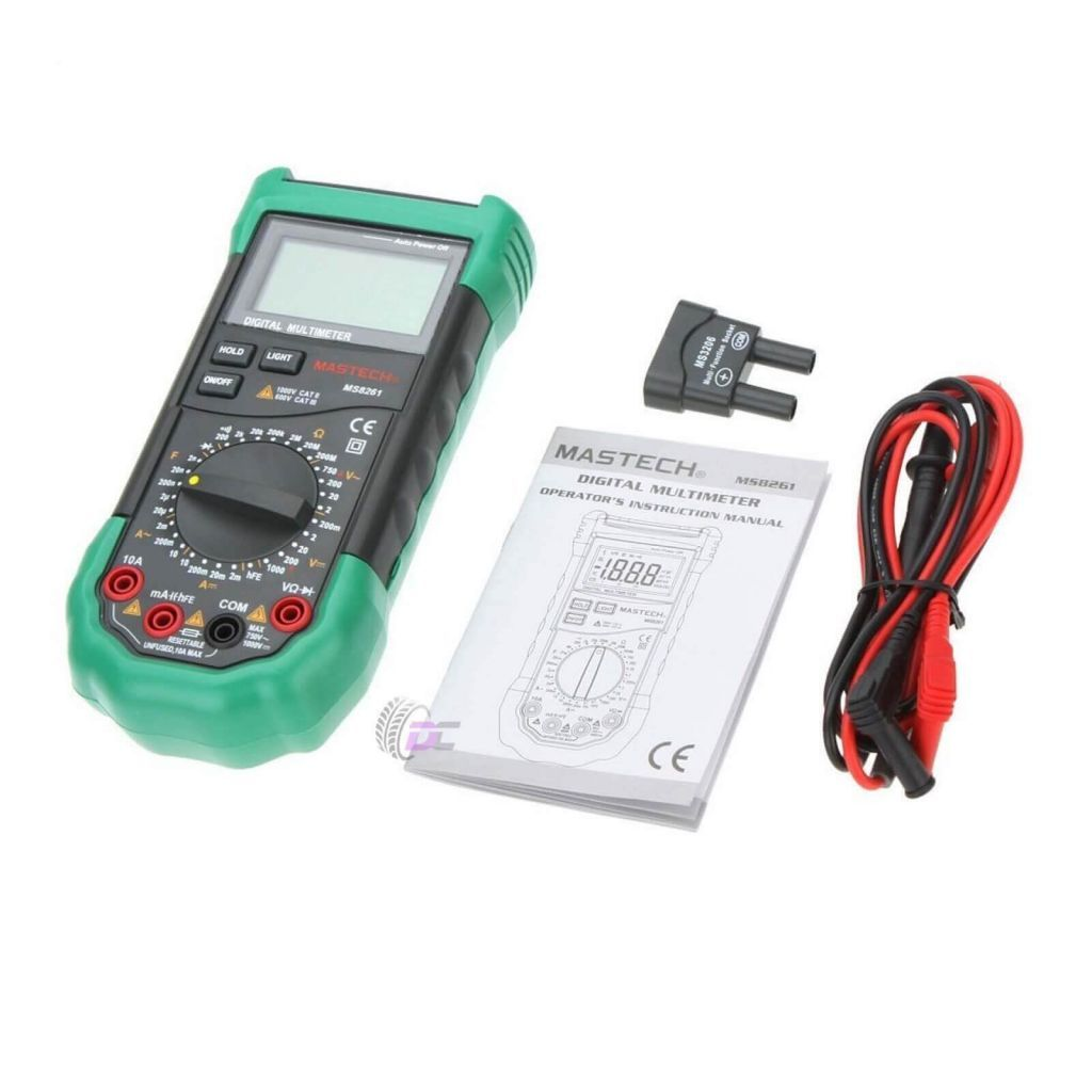 Цифровой мультиметр - Mastech MS8261