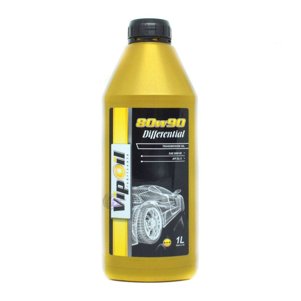 Трансмиссионное масло - VipOil Differential 80W-90 GL-5 1L