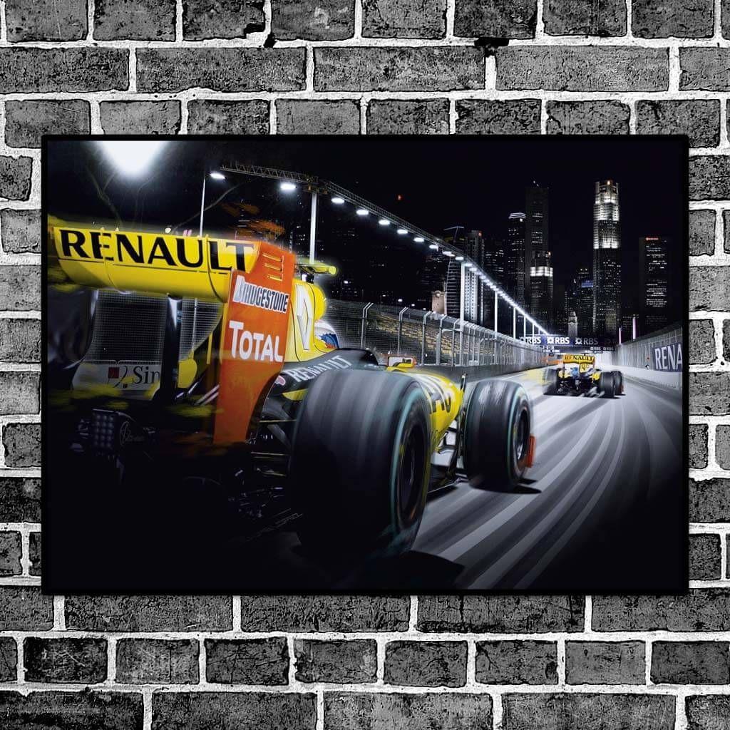 Renault Sport Formula One Team 1 - В РАМКЕ