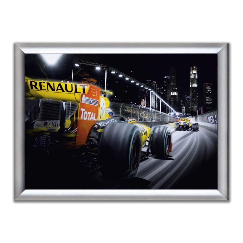 Постер Renault Sport Formula One Team 1 - В РАМКЕ