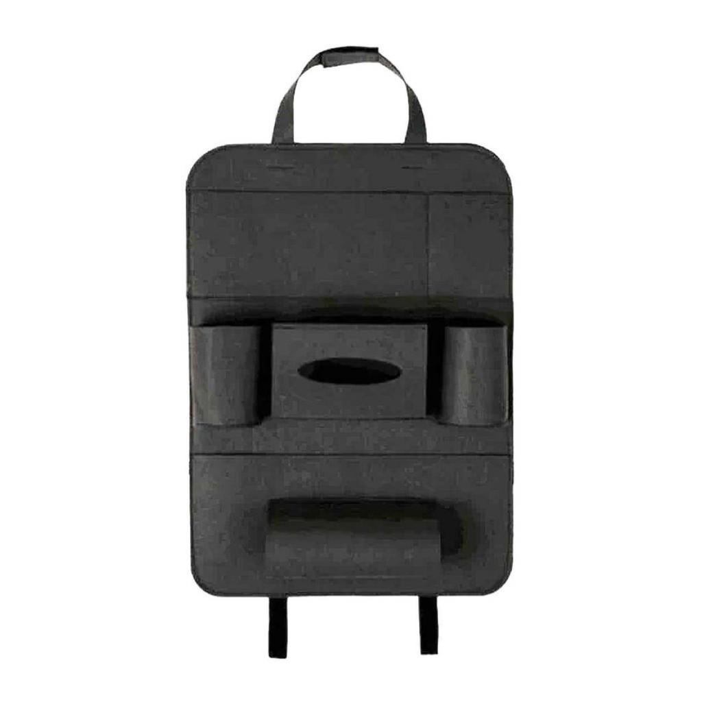 Купить органайзер на спинку сиденья - черный цвет