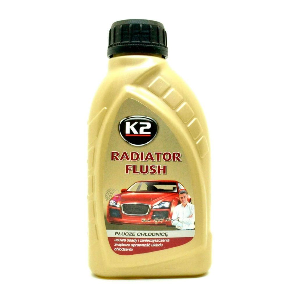 Промывка радиатора - K2 RADIATOR FLUSH 0,4L