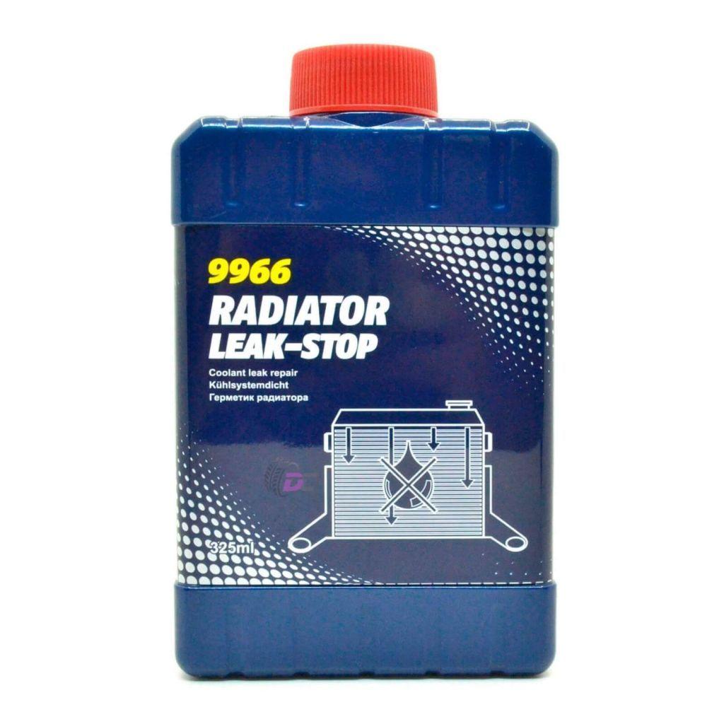 Герметик радиатора - MANNOL 9966 RADIATOR LEAK-STOP 325 ml