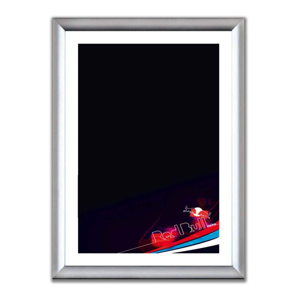 А2 Постер в алюминиевой рамке - Red Bull Racing Formula One Team