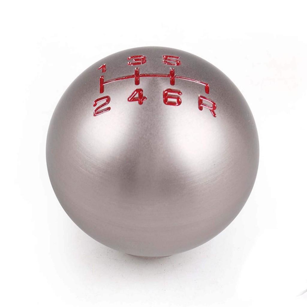 """Купить универсальную ручку КПП - """"6 Gears Ball"""" для тюнинга авто"""