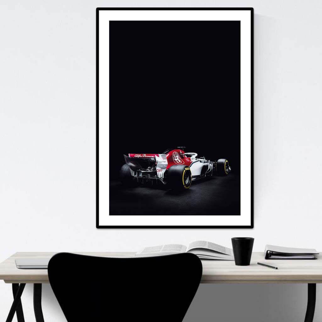 Alfa Romeo C38 - В РАМКЕ