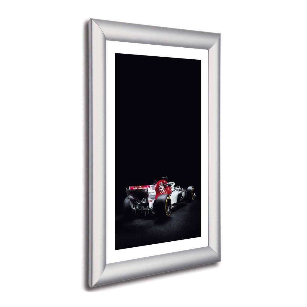 А2 Постер в алюминиевой рамке - Alfa Romeo C38