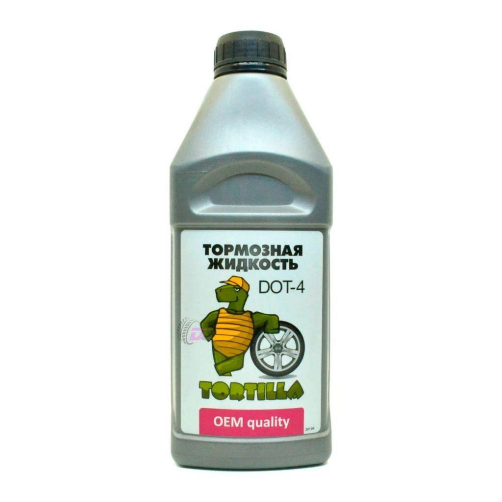 Тормозная жидкость - NEVA TORTILLA DOT-4