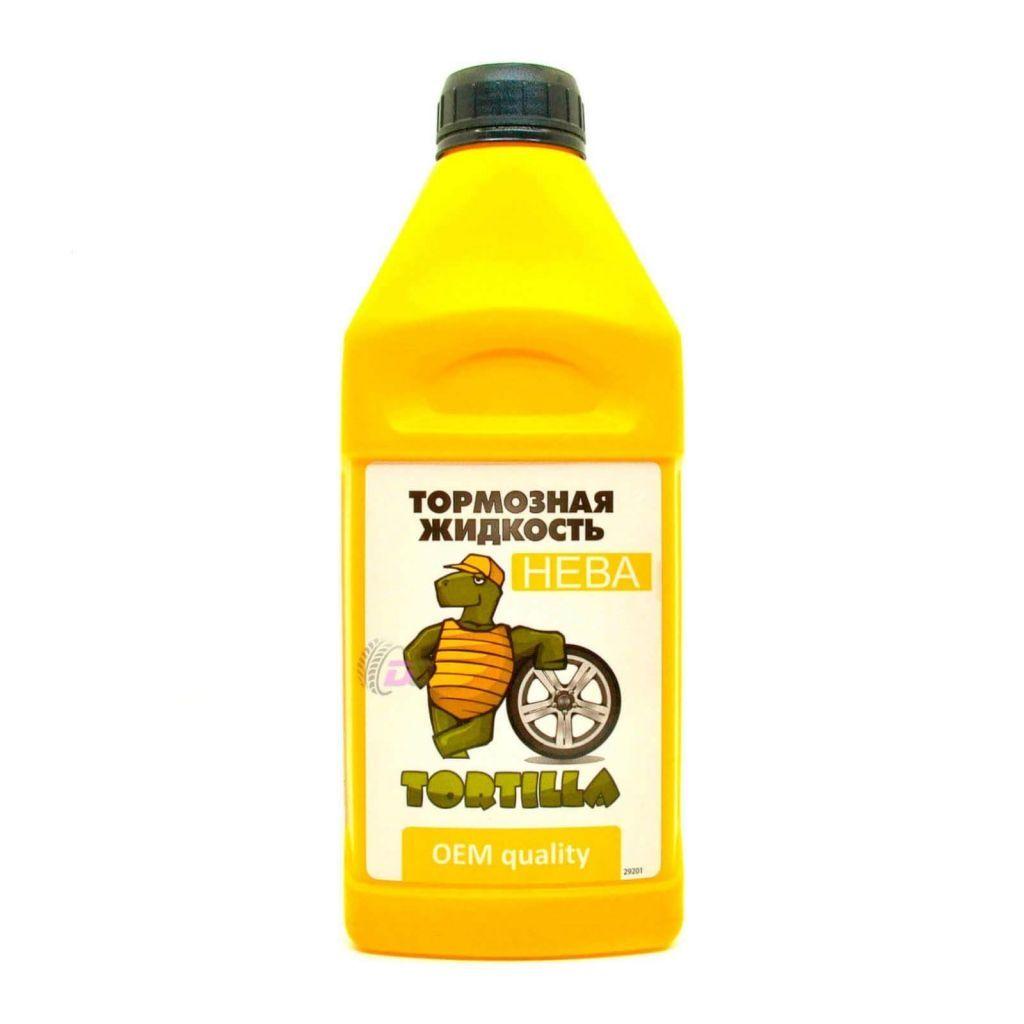Тормозная жидкость - NEVA TORTILLA