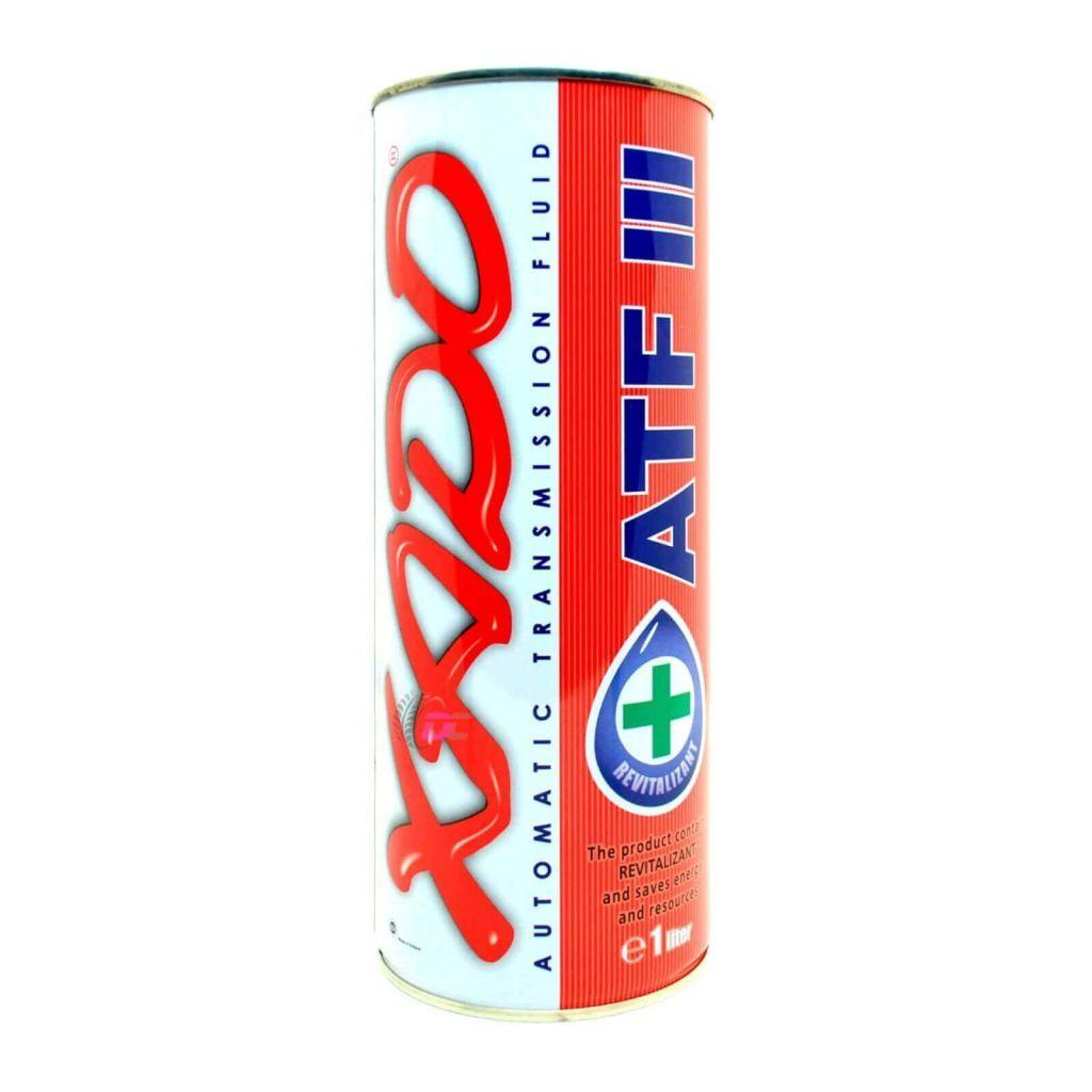 Трансмиссионное масло - XADO AUTOMATIC TRANSMISSION FLUID ATF 3 1L