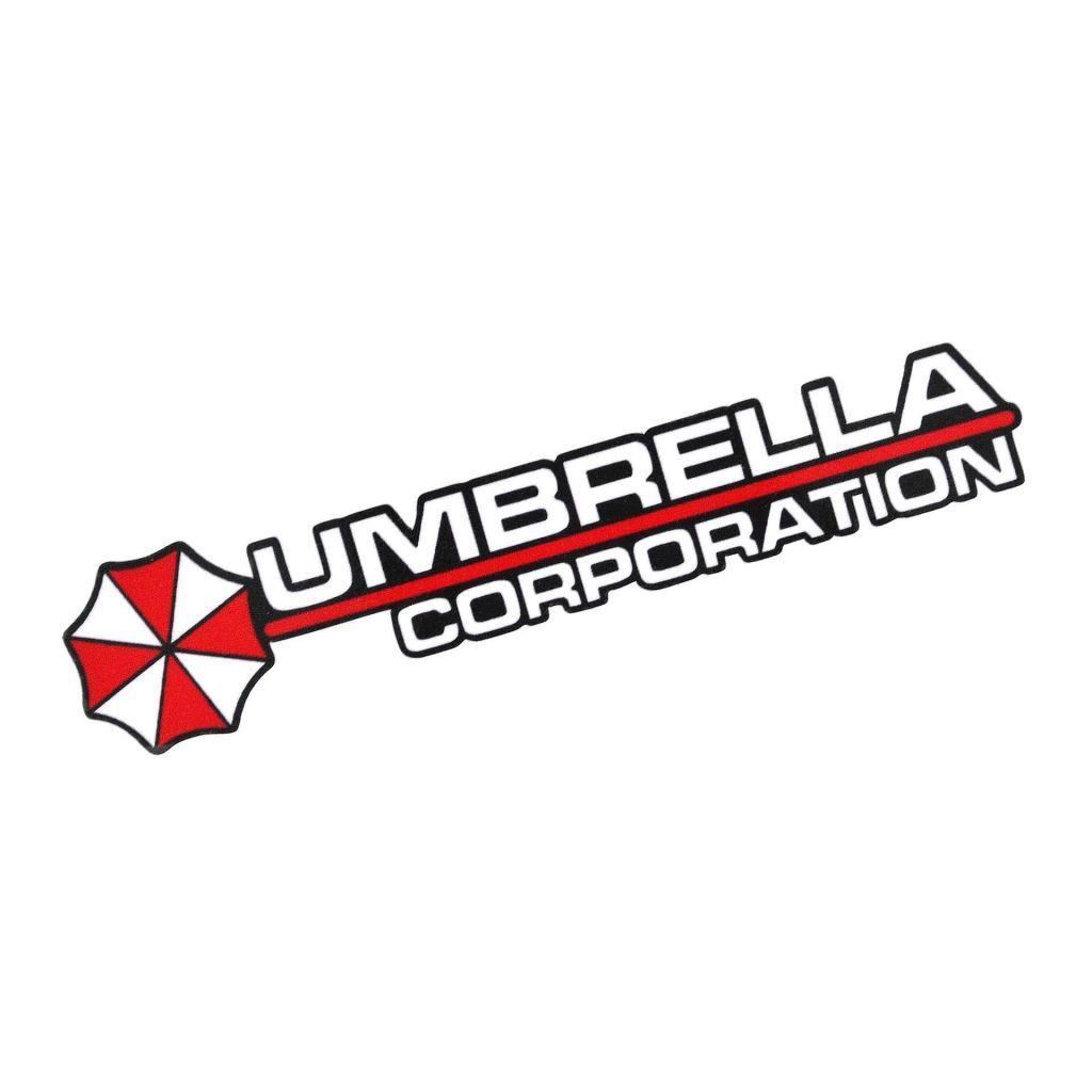 Наклейка на авто - Umbrella Corporaton
