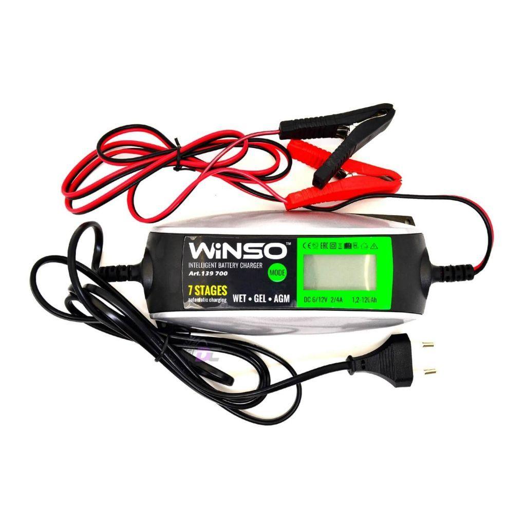 Зарядно-пускового устройство - WINSO 139 700