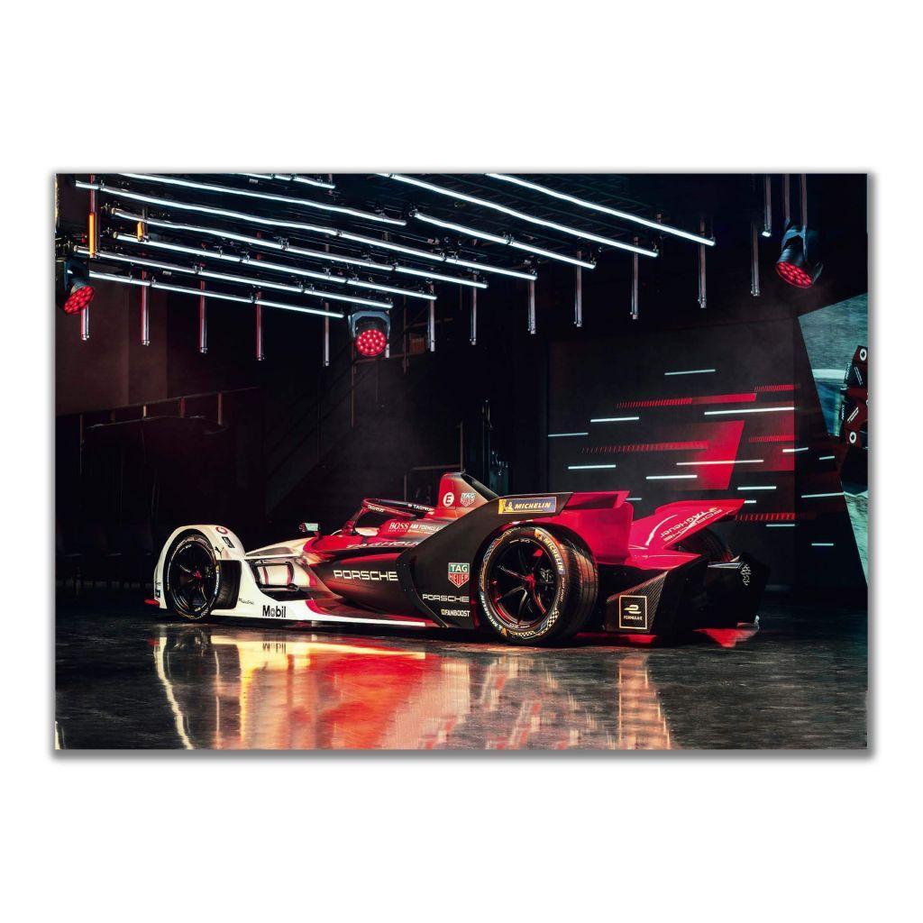 Заказать большой плакат на стену Porsche 99X Electric