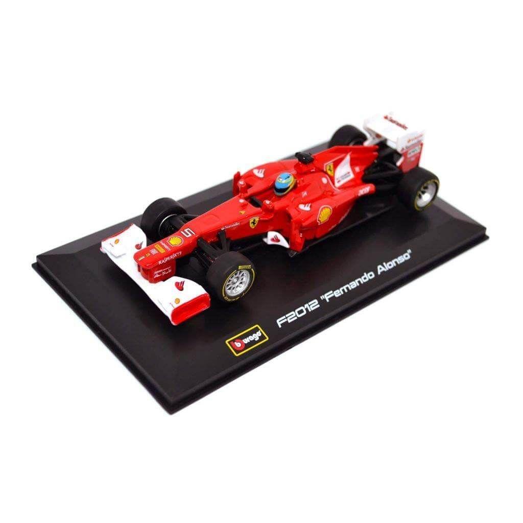 Масштабная автомодель Bburago - Ferrari F2012 #5