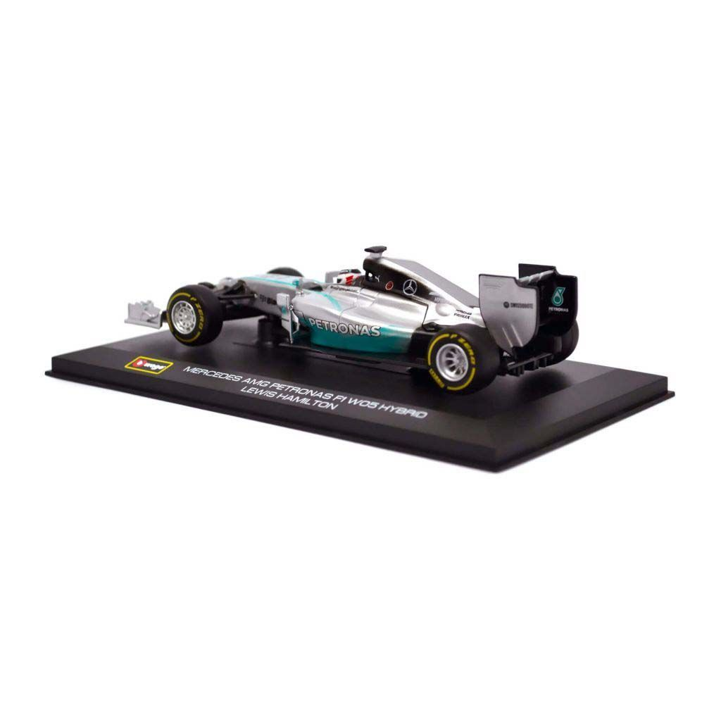 Масштабная модель автомобиля Mercedes F1 W05 Hybrid #44 - 1:32