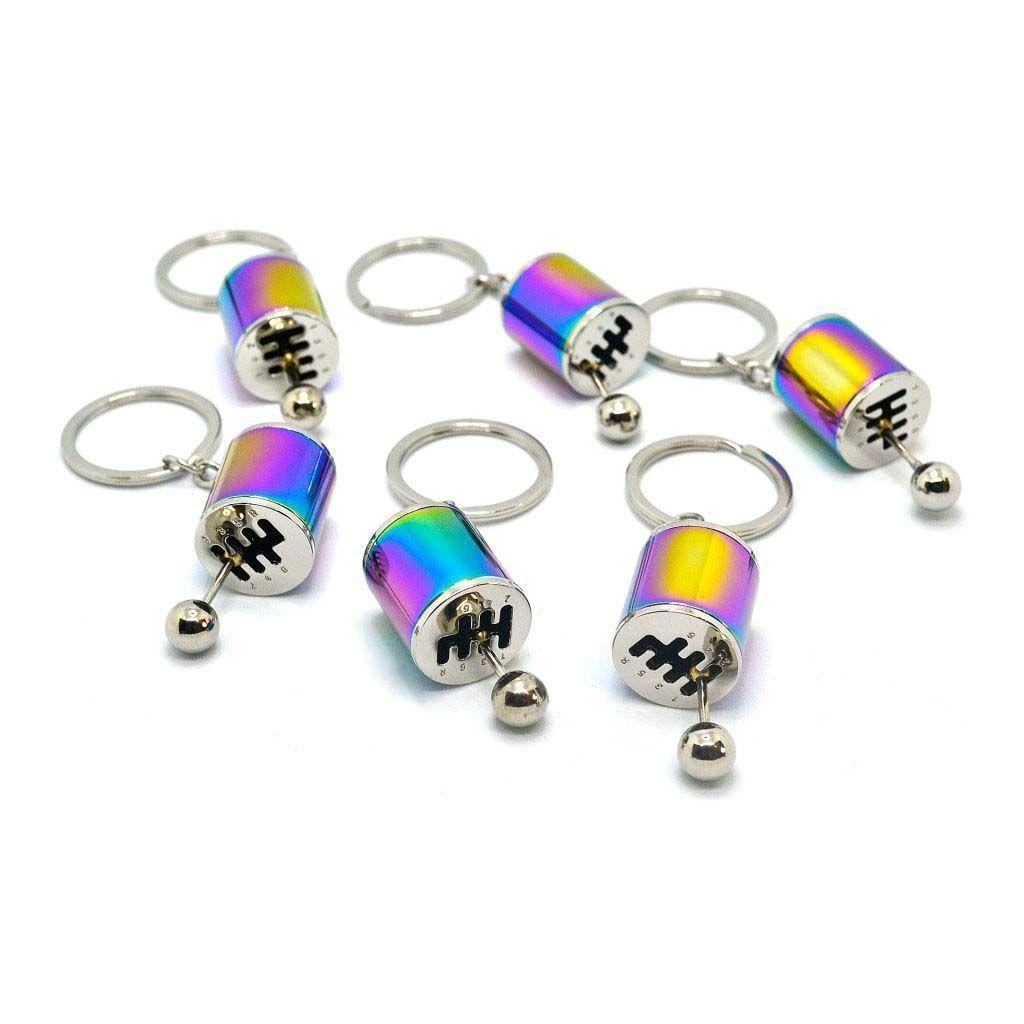 Брелки для ключей - Шестиступенчатая МКПП - Антистрес