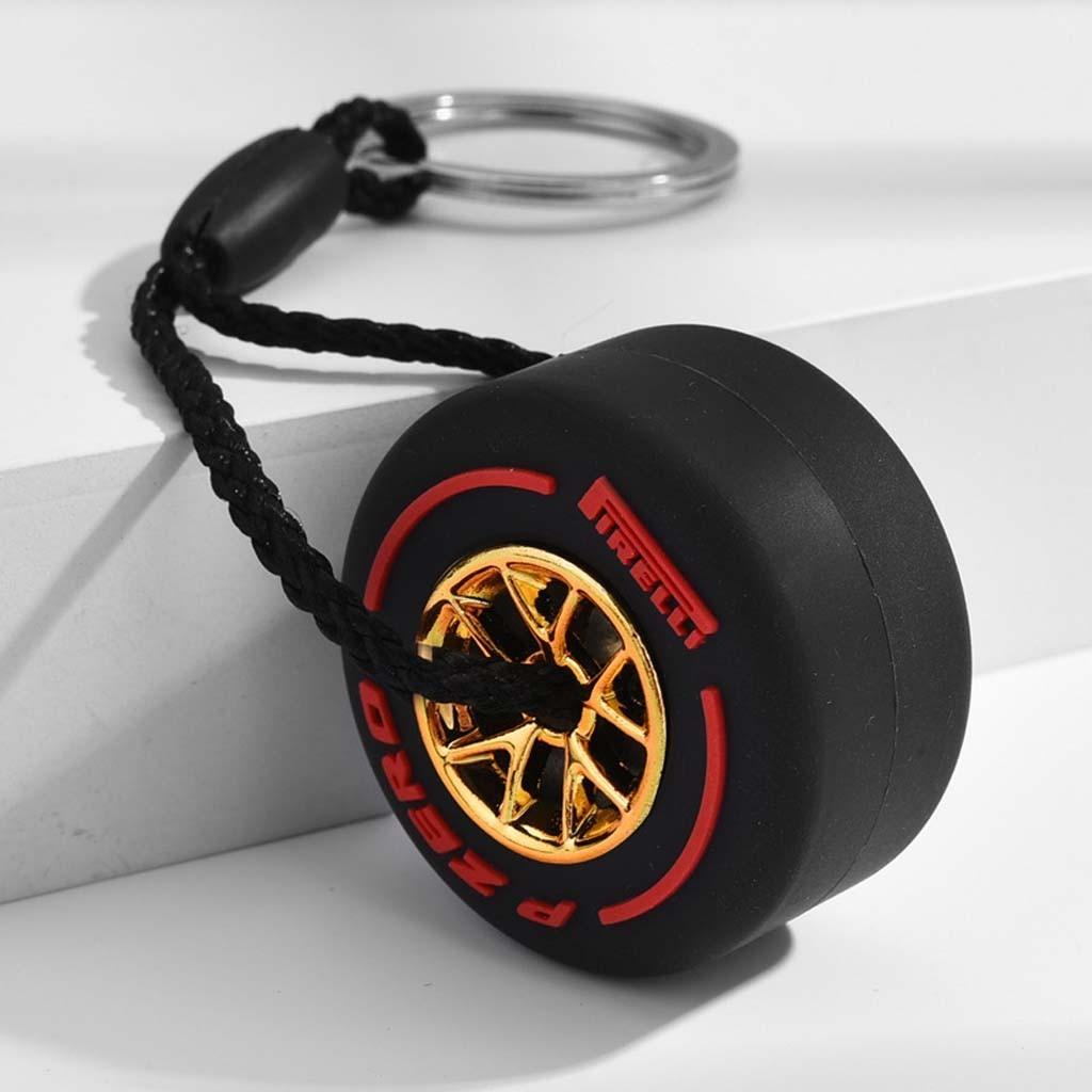 ПОКРЫШКА F1 Pirelli P ZERO Supersoft - RED