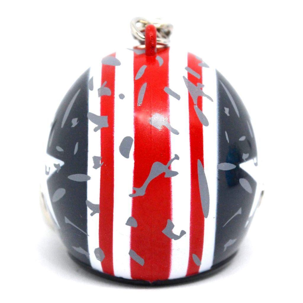 """Брелок - """"Гоночный шлем - Capitan America"""""""