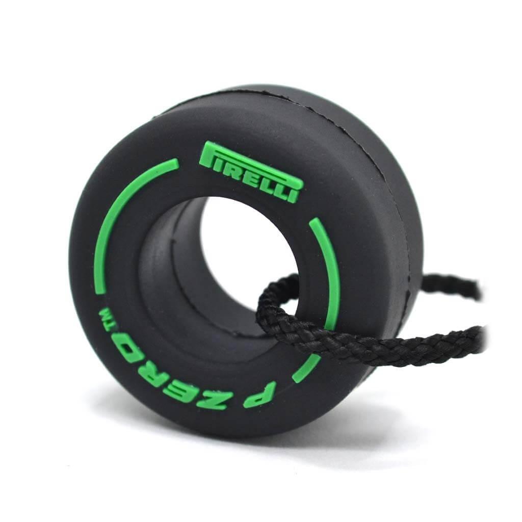 ПОКРЫШКА F1 Pirelli P ZERO INTERMEDIATE - GREEN