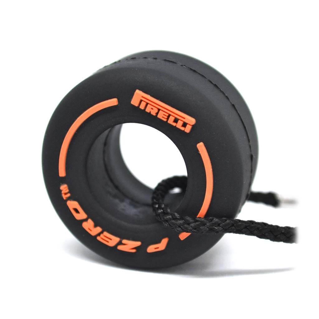 ПОКРЫШКА F1 Pirelli P ZERO SUPERHARD - ORANGE