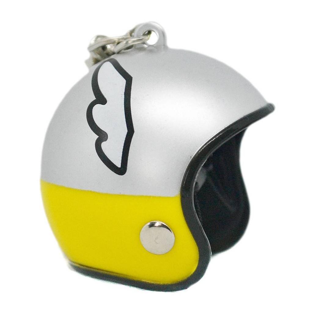 Гоночный шлем с крыльями