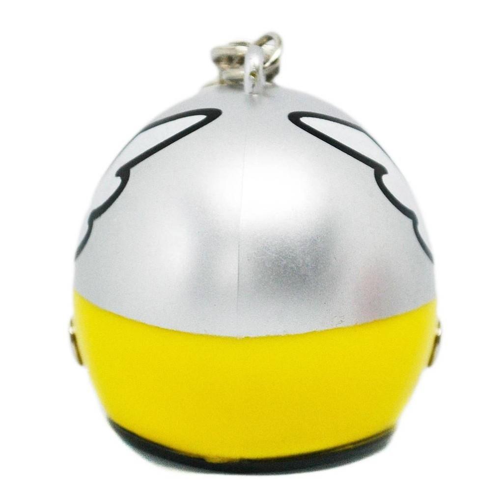 """Брелок """"Шлем"""" - стильное украшение ключей гонщика"""